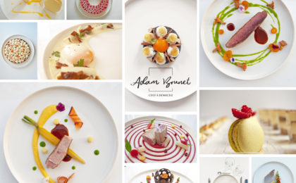 Adam Brunet private chef in Arcachon