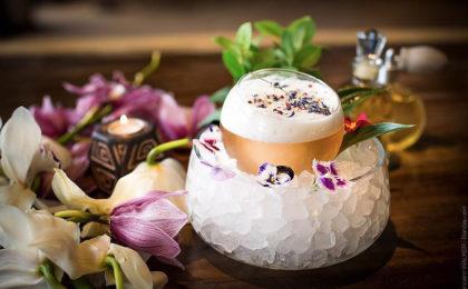 Cocktail création de Aurore Gieu